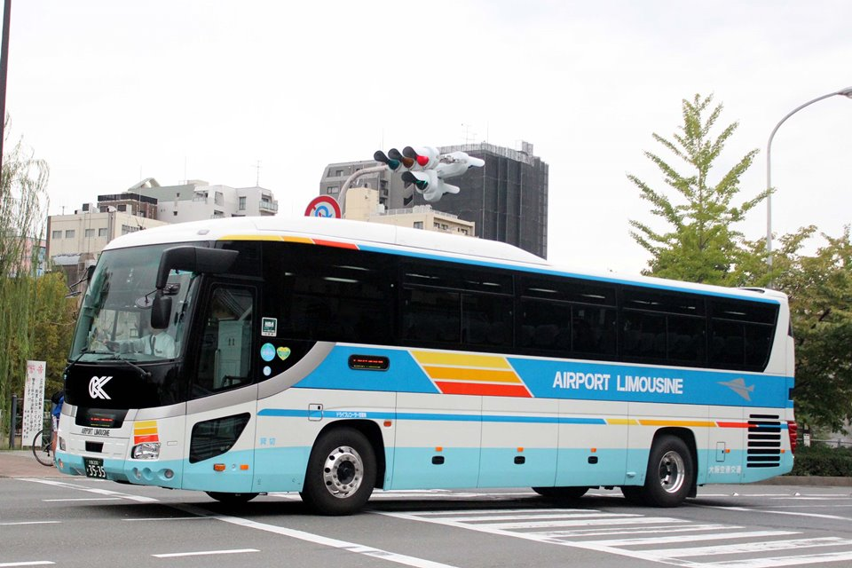 大阪空港交通 か3535