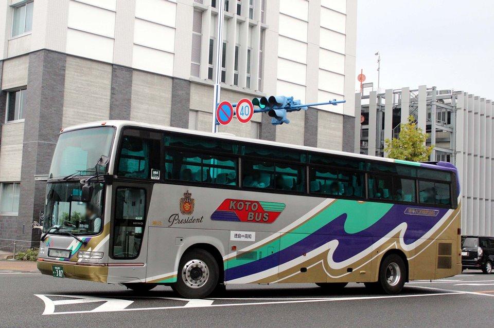 琴平バス か387