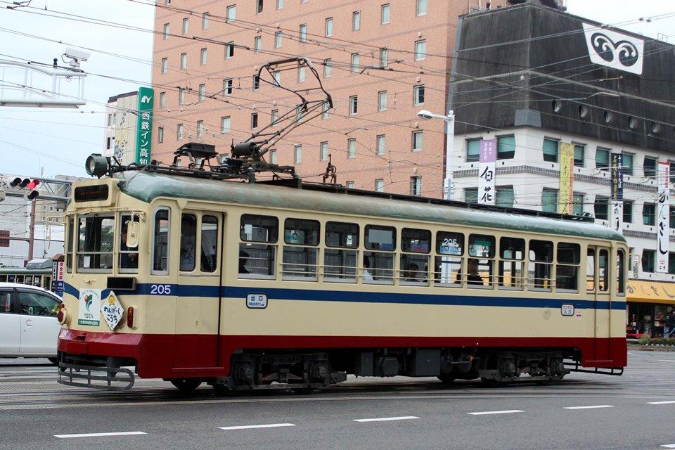 土佐電気鉄道 205