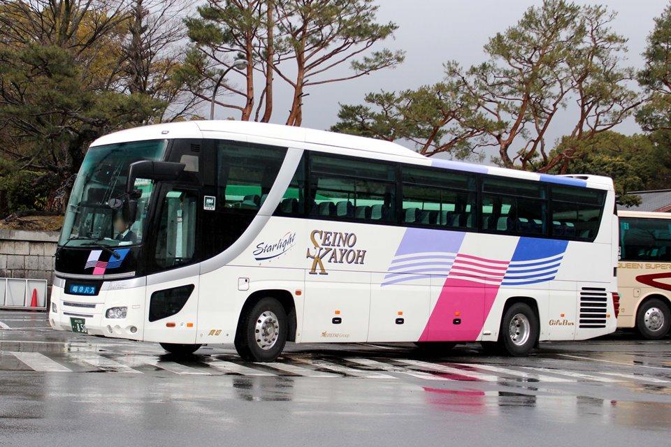 岐阜バス か850