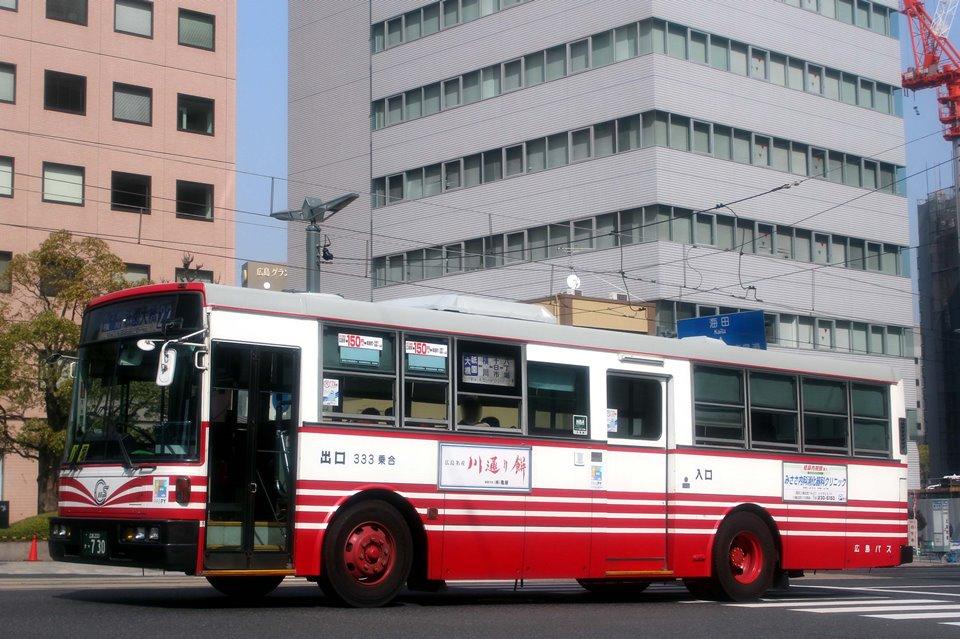 広島バス 333