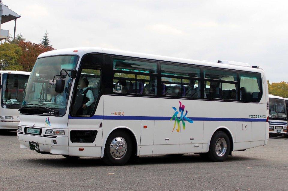 マロニエ観光バス え88