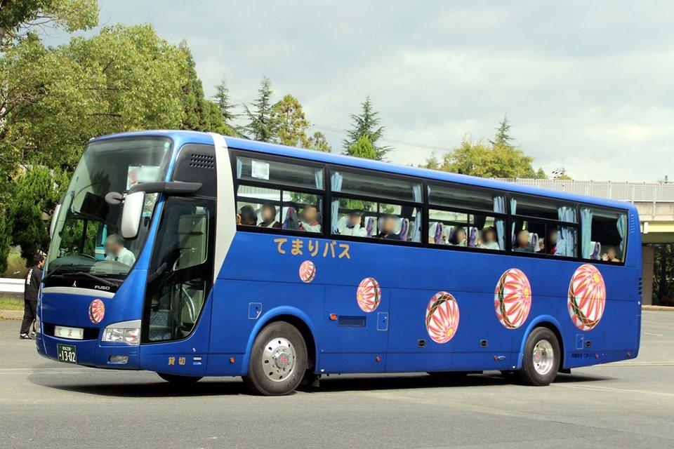 てまりバス あ1302