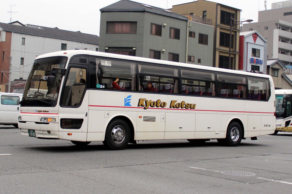 京都交通 851