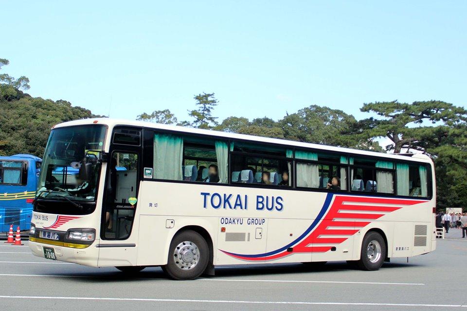 新東海バス い1008