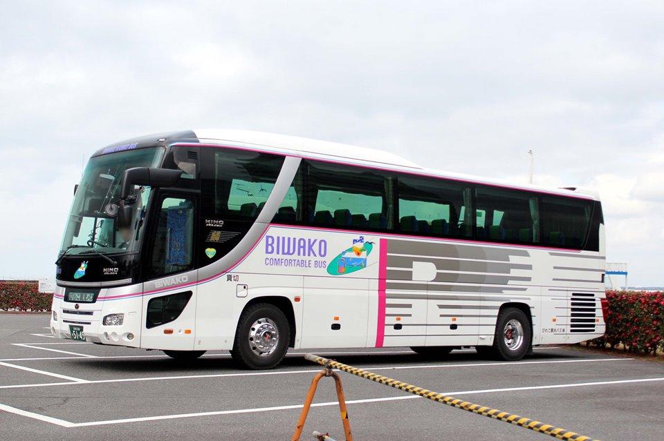 びわこ観光バス あ5145