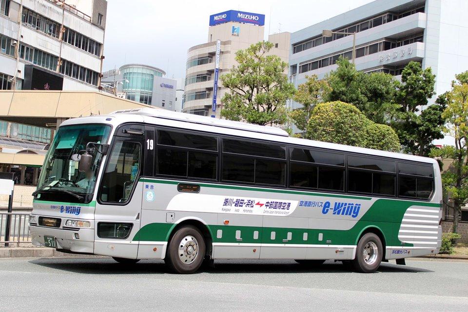浜松観光バス か510
