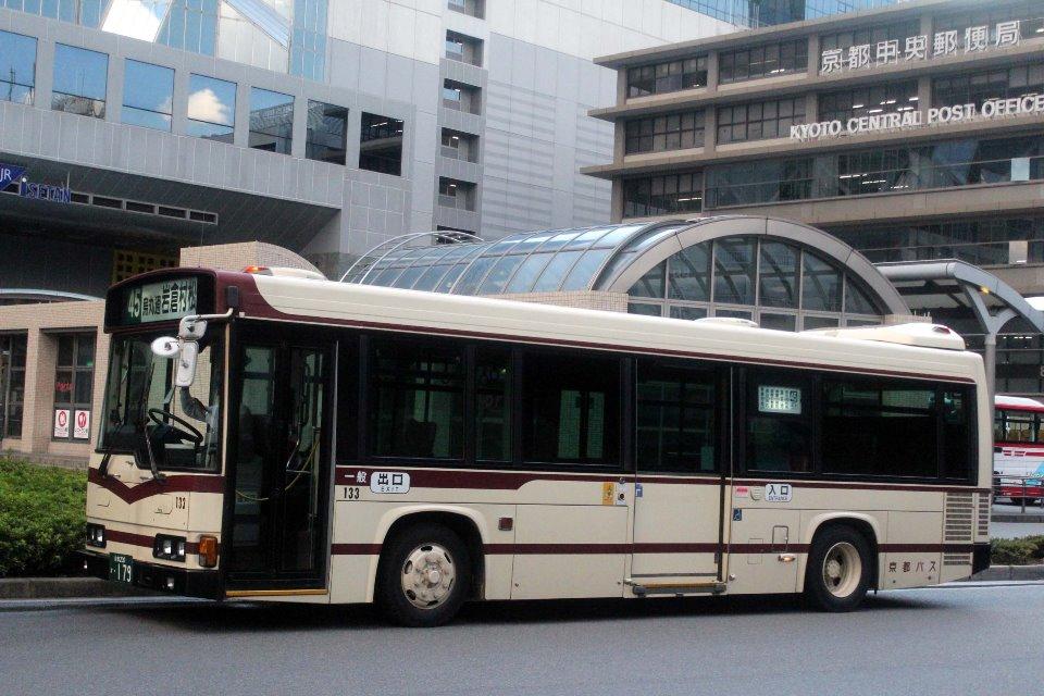 京都バス 133