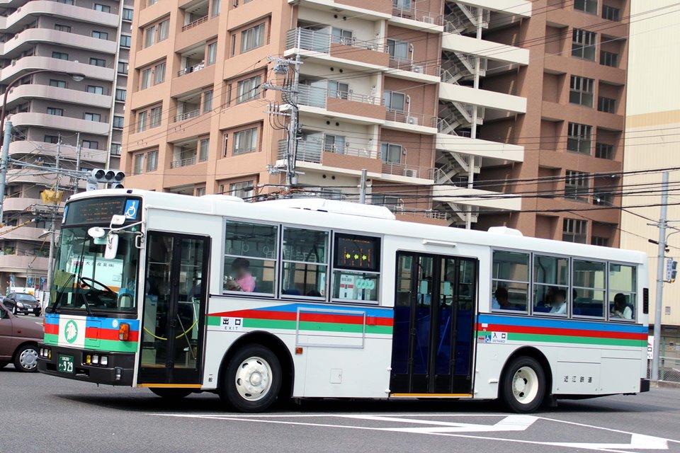 近江鉄道 か929