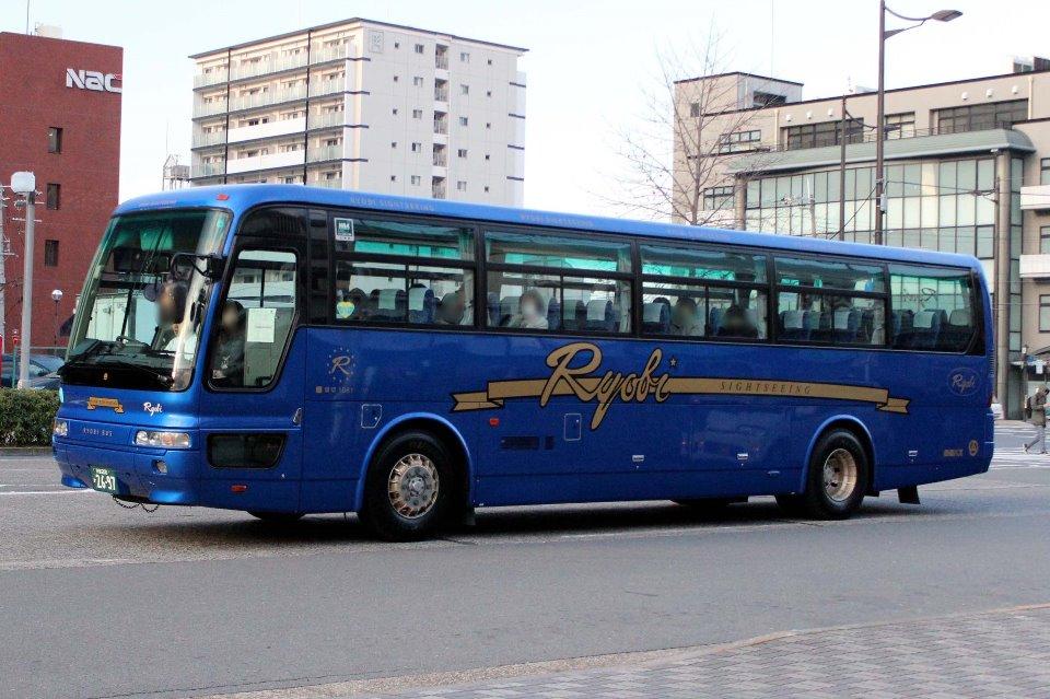 両備バス 1061