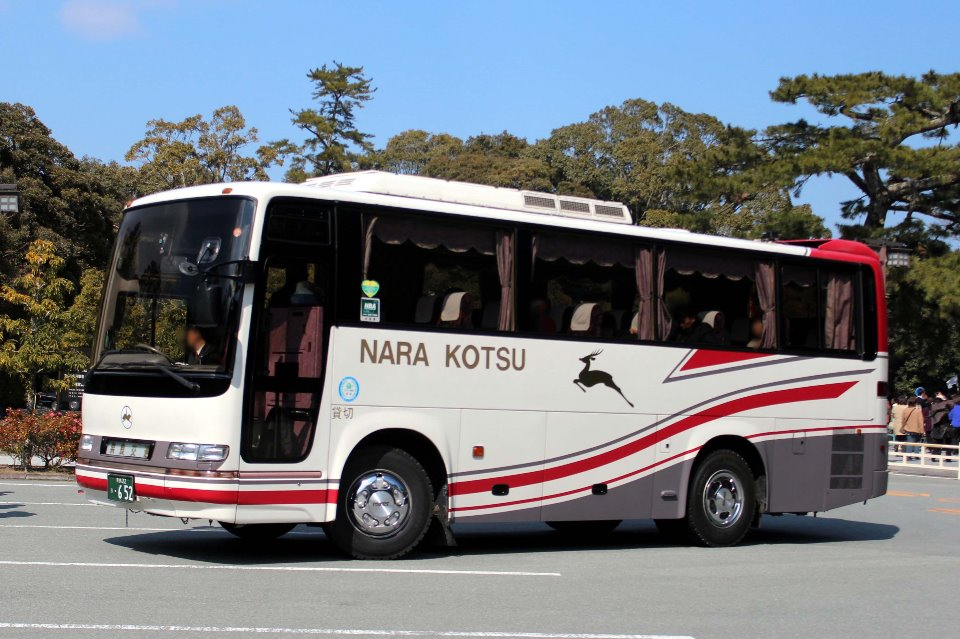 奈良交通 き652
