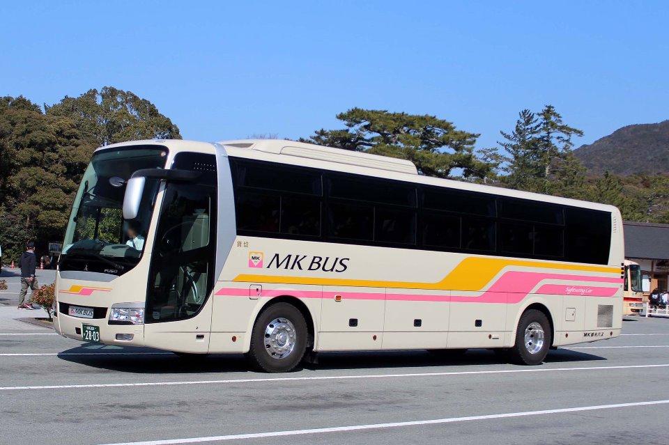 MK観光バス か2803