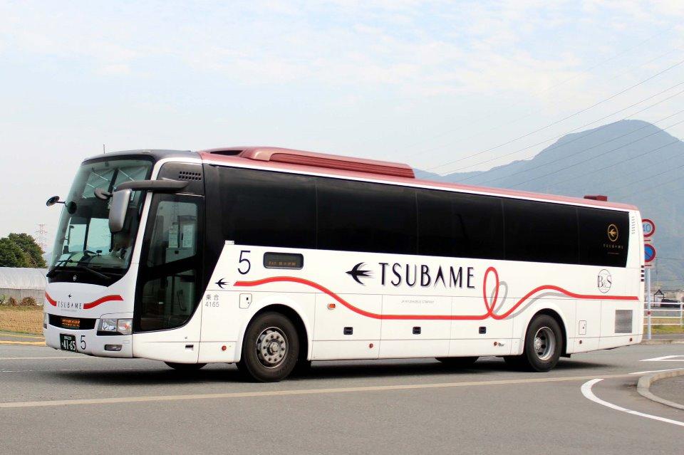 JR九州バス 641-11565