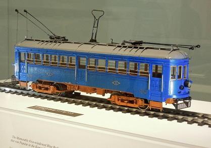 阪神電気鉄道311形313(模型)