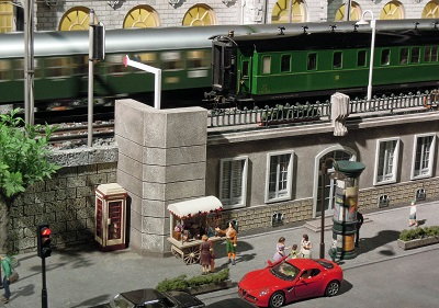 原鉄道模型ジオラマ1