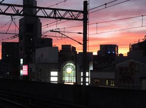 夕日blog03