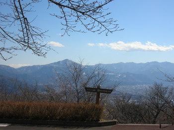 美の山エイドから武甲山
