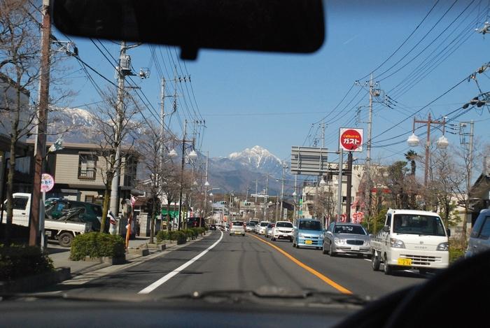 甲斐駒ケ岳の風景4