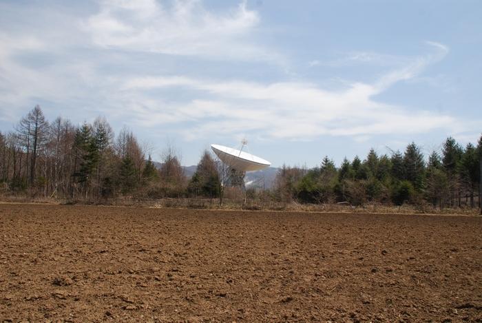 野辺山と宇宙電波観測所40