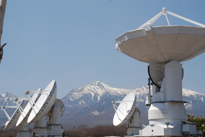 野辺山宇宙電波観測所95