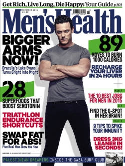 Men's Health UK - November 2014