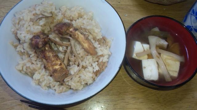 9.25キノコ料理
