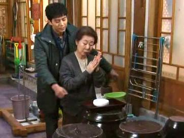 チャン・ソシム(ユン・ヨジョン)とカン・ドンヒ(2PM テギョン)