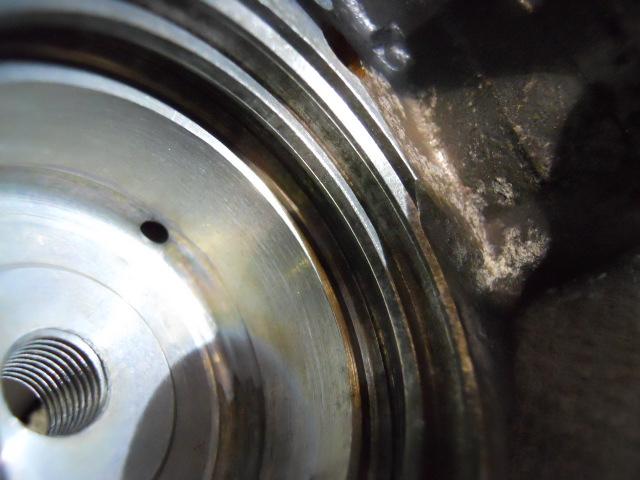 Mフロント足回り修理ブレーキ (13)