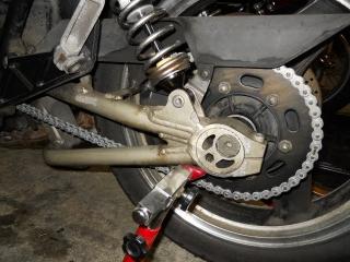 Mフロント足回り修理ブレーキ (24)