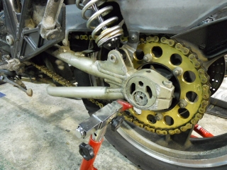 Mフロント足回り修理ブレーキ (20)