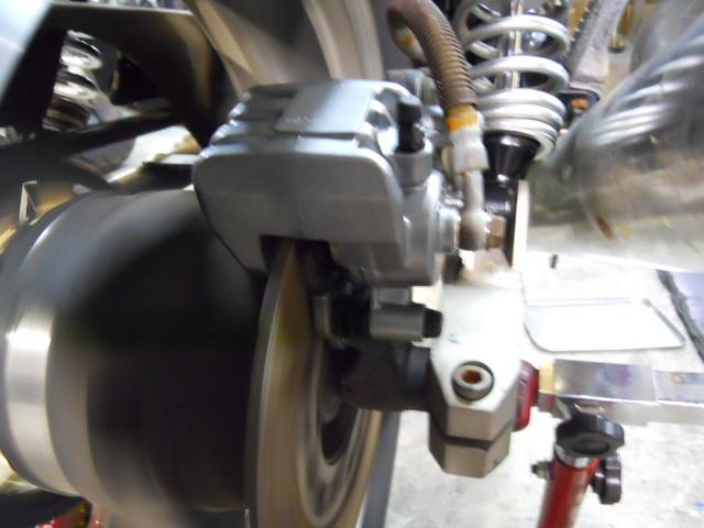 Mフロント足回り修理ブレーキ (18)