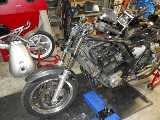 Mフロント足回り修理ブレーキ (39)