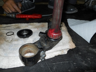 Mフロント足回り修理ブレーキ (38)