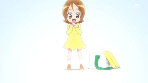 【ハピネスチャージプリキュア!】第31回「まさかの急接近!?キュアハニーとファントム!」