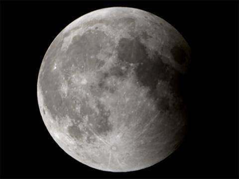 【皆既月食2014年10月08日】21時39分