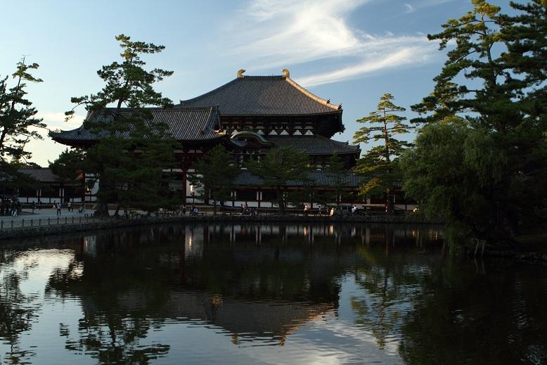 東大寺、1