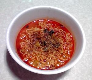 2WAY 担担麺(汁あり:できあがり)