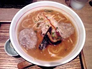 麺と心 7 秋刀魚白湯