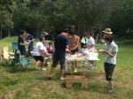 白老キャンプ2