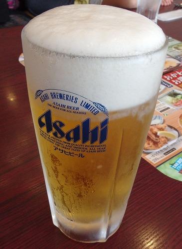 140913夢庵生ビール
