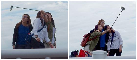140920ヨット真央クルージング若い女性