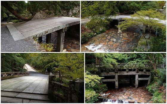 141015日吉大社大宮橋と走井橋
