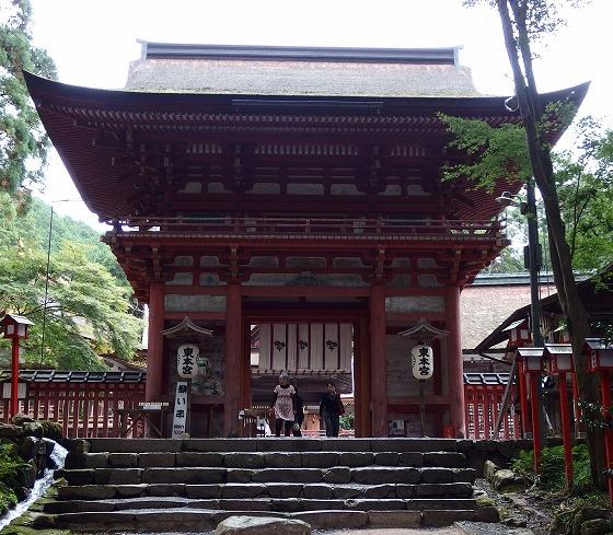 141015日吉大社東本宮楼門150136