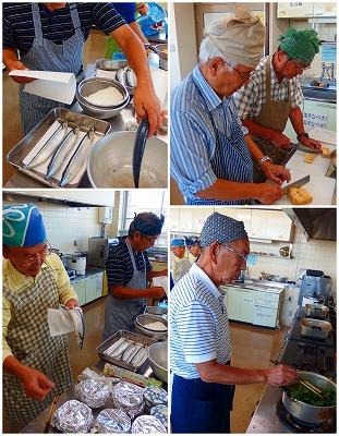 140927男の料理教室
