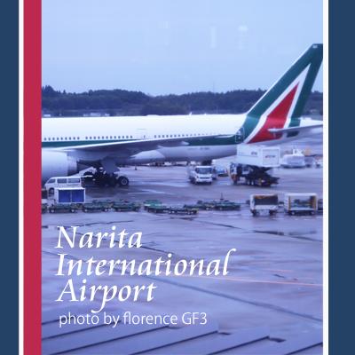 イタリア成田空港140902