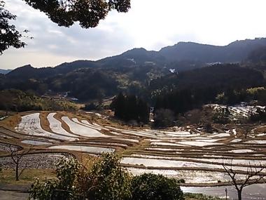 2014-02-23 鴨川大山千枚田
