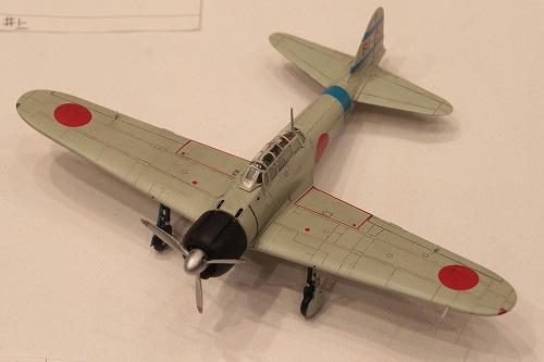 ゼロ戦21型140824