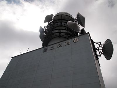 山頂レーダー2