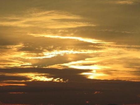 日の出朝焼け 023