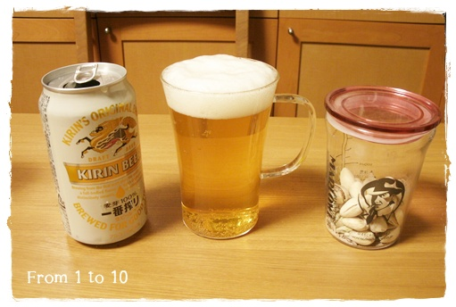 BEERにはグラス②